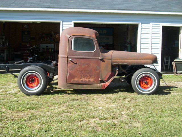 Rat Rod Nation - Rat Rod, Rat Rods - and the build begins
